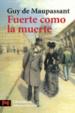 Cover of Fuerte como la muerte