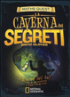 Cover of La caverna dei segreti. Maths Quest