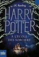 Cover of Harry Potter à l'école des sorciers