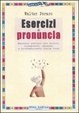 Cover of Esercizi di pronuncia
