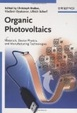 Cover of Organic Photovoltaics