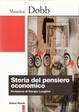 Cover of Storia del pensiero economico