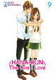 Cover of Hana-kun, the one I love vol. 9