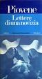 Cover of Lettere di una novizia