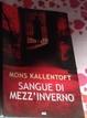 Cover of Sangue di mezz'inverno