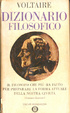 Cover of Dizionario filosofico