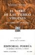 Cover of El Libro de Las Tierras Virgenes