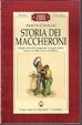 Cover of Storia dei maccheroni