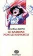 Cover of Le bambine non le sopporto