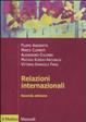 Cover of Relazioni internazionali