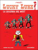 Cover of Lucky Luke Gold Edition n. 61