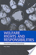 Cover of Welfare rights and responsibilities