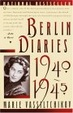 Cover of Berlin Diaries: 1940-1945