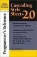 Cover of Cascading Style Sheets 2.0 Programmer's Reference