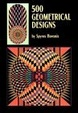 Cover of 500 Geometrical Designs
