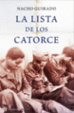 Cover of LA LISTA DE LOS CATORCE