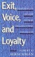 Cover of Exit, Voice, and Loyalty
