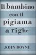 Cover of Il bambino con il pigiama a righe
