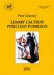 Cover of Lemmy Caution. Pericolo pubblico
