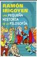 Cover of UNA PEQUEÑA HISTORIA DE LA FILOSOFIA