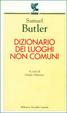 Cover of Dizionario dei luoghi non comuni