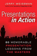 Cover of Presentations in Action