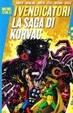 Cover of I Vendicatori: La saga di Korvac