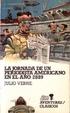 Cover of La jornada de un periodista norteamericano en el año 2889