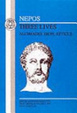 Cover of Three lives: Alcibiades, Dion, Atticus