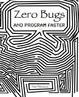 Cover of Zero Bugs and Program Faster