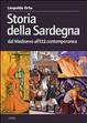 Cover of Storia della Sardegna dal Medioevo all'età contemporanea