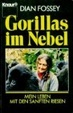 Cover of Gorillas im Nebel
