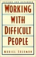 Cover of Working With Difficult People