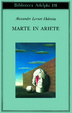 Cover of Marte in Ariete