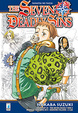 Cover of The Seven Deadly Sins vol. 4