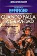 Cover of Cuando falla la gravedad
