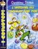 Cover of L'invasione dei dispettosi Ponf Ponf