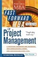 Cover of The Fast Forward MBA in Project Management