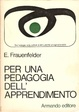 Cover of Per una pedagogia dell'apprendimento