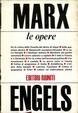 Cover of Opere scelte