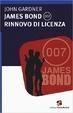 Cover of James Bond 007. Rinnovo di licenza