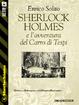 Cover of Sherlock Holmes e l'avventura del Carro di Tespi