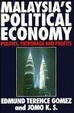 Cover of Malaysia's Political Economy