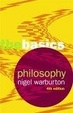 Cover of Philosophy: The Basics