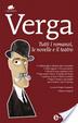 Cover of Tutti i romanzi, le novelle e il teatro