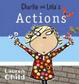 Cover of Charlie and Lola's actions