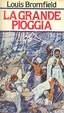 Cover of La grande pioggia