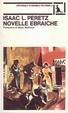 Cover of Novelle ebraiche