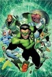 Cover of Green Lantern Corps