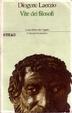 Cover of Vite dei filosofi
